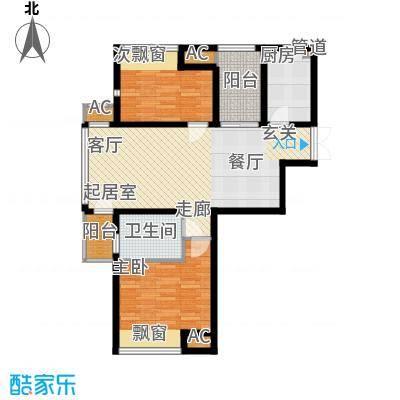 新浦江城上海户型
