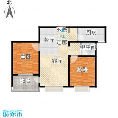 路易凯旋宫107.00㎡上海面积10700m户型