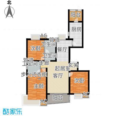淡水湾花园149.00㎡上海面积14900m户型