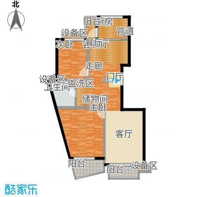 东方汇景苑户型