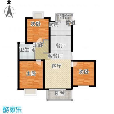 绿地南桥新苑100.00㎡上海(南桥老街)面积10000m户型