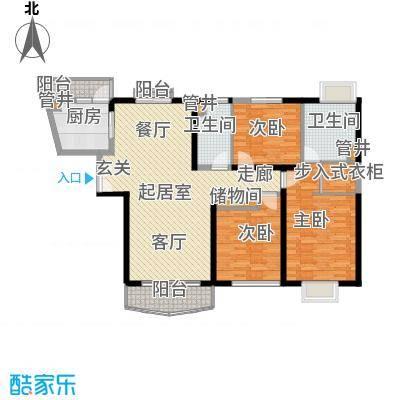 国际丽都城上海国际丽都户型