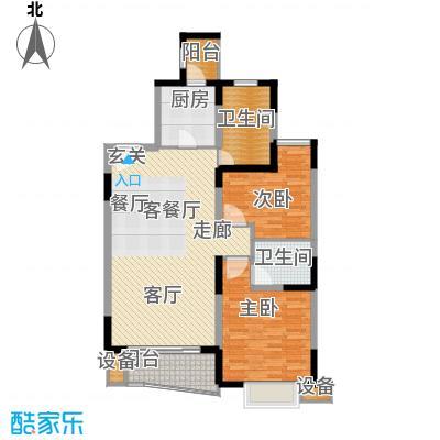 大华清水湾花园上海12号0户型