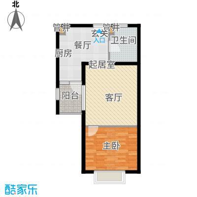 黄浦众鑫城120.00㎡面积12000m户型