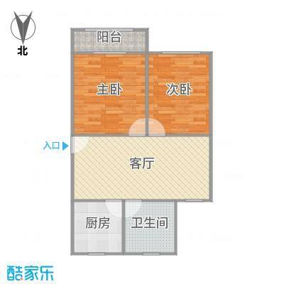 金桂苑的户型图