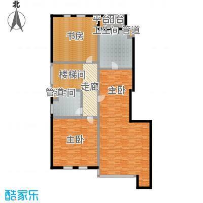 安亭新镇德绍豪斯185.00㎡5层A5户型