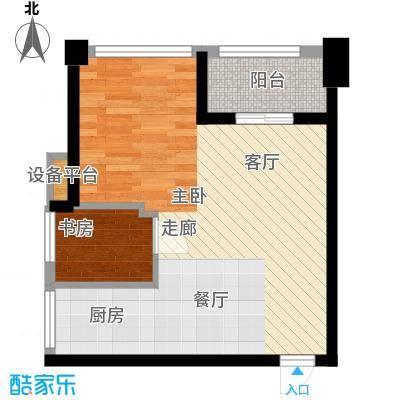 花样年香年广场51.47㎡一批次标面积5147m户型