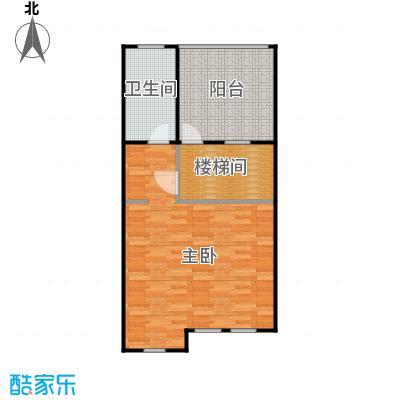 华纺易墅上海湾133.00㎡A3层户型