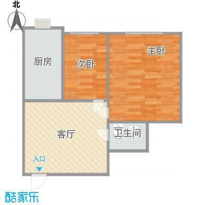 53方2室一厅
