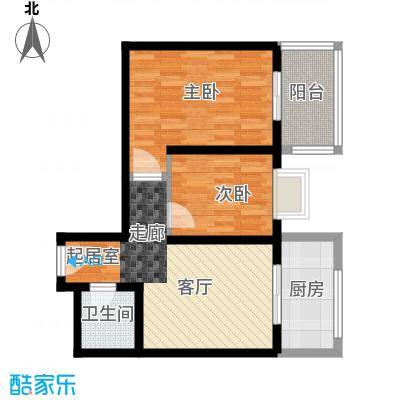 E动空间79.47㎡E7面积7947m户型
