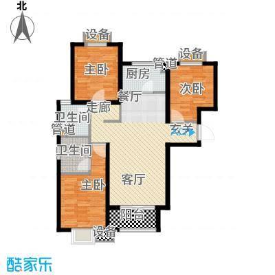 龙江秀水园户型