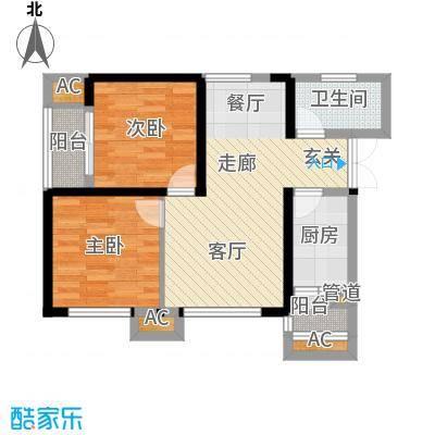 陕西交通职业技术学院家属院2户型