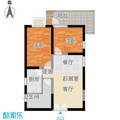 唐延鑫苑户型