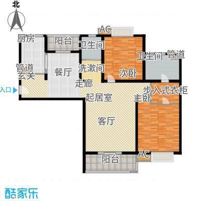 枫叶大厦182.00㎡面积18200m户型