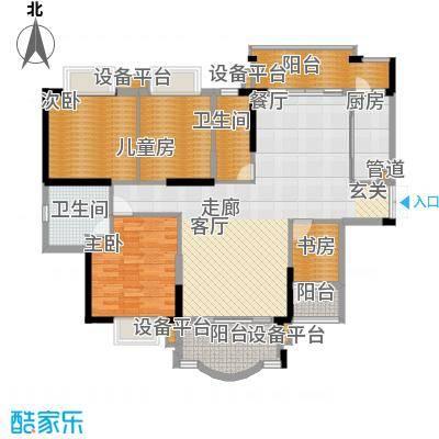 西安仪表厂101社区户型
