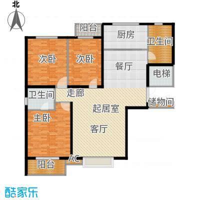 唐城宾馆家属院169.00㎡面积16900m户型