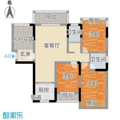 曲江大观园户型