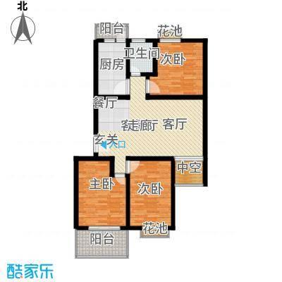 丹尼尔金色时代公寓户型