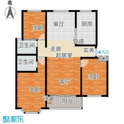 吉庆大厦户型