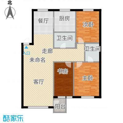鑫汇苑小区95.00㎡面积9500m户型