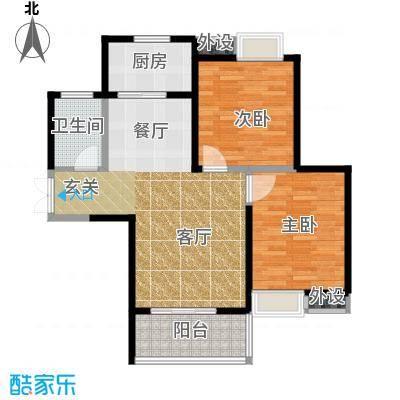 皇冠公寓户型