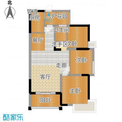 立丰国际公寓户型