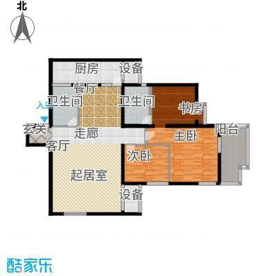 丰泰大厦155.00㎡平层面积15500m户型