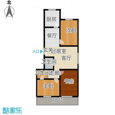 永丰公寓148.00㎡面积14800m户型