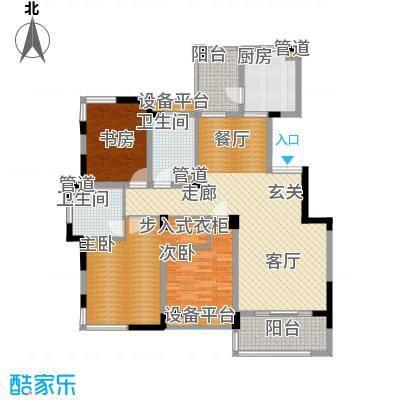 凯瑞大厦114.00㎡面积11400m户型