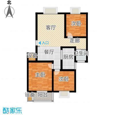 枫叶新新家园150.00㎡面积15000m户型