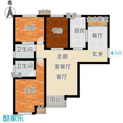 秦川厂28街坊户型