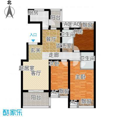 教育公寓户型