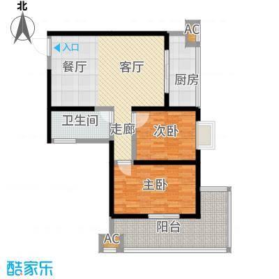 宝枫佳苑105.31㎡E7E8面积10531m户型