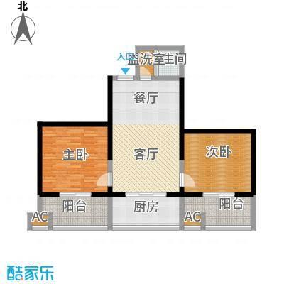 宝枫佳苑103.40㎡C5E9面积10340m户型