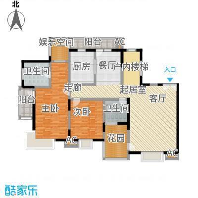 曲江荣禾曲池坊316.00㎡面积31600m户型
