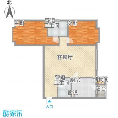 馨鑫嘉园户型