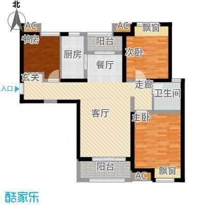 东城新居户型