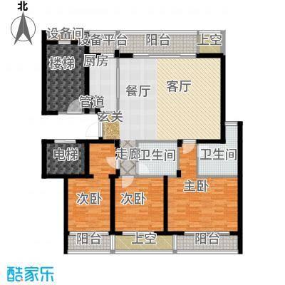华都锦城一期户型