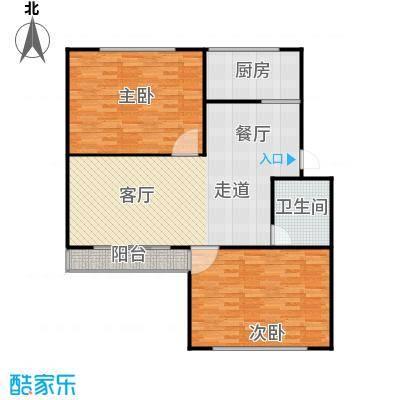 丹桂公寓111.00㎡面积11100m户型