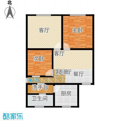 庆春东路62号院120.00㎡面积12000m户型