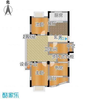 星星港湾清风苑67.00㎡面积6700m户型