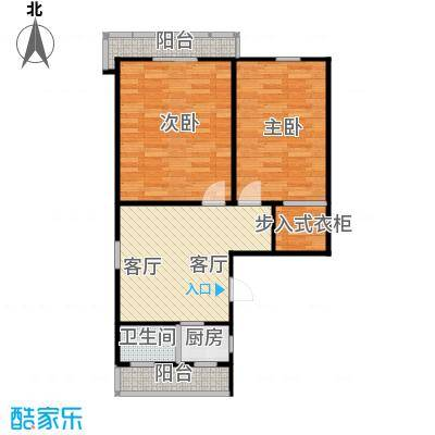 德胜新村南65.00㎡2面积6500m户型