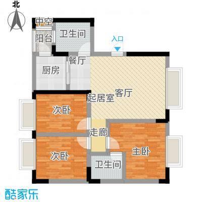 运新花苑125.00㎡面积12500m户型