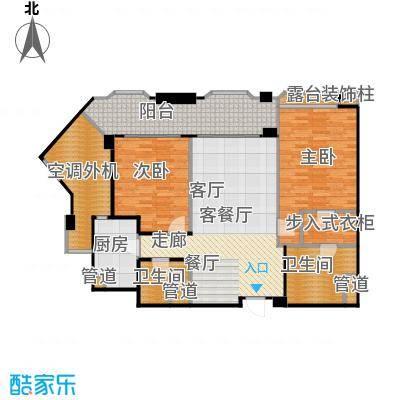丁香公馆A22户型