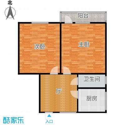 东清大厦77.00㎡面积7700m户型
