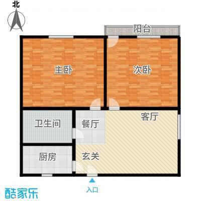 米兰公寓134.00㎡面积13400m户型