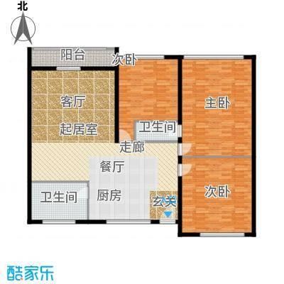 云龙公寓163.00㎡面积16300m户型