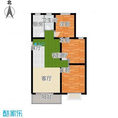 好家园经济适用房96.59㎡7面积9659m户型