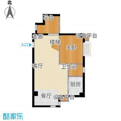 南国嘉苑145.09㎡面积14509m户型