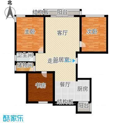 运新花苑138.00㎡面积13800m户型